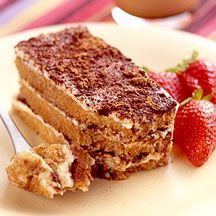 Tiramisu Recept | Weight Watchers België
