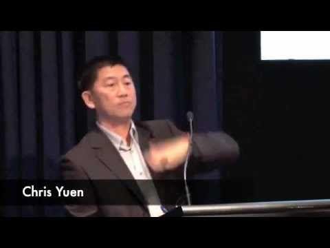 Hot Topics Live 2012 - Refugees - Chris Yuen
