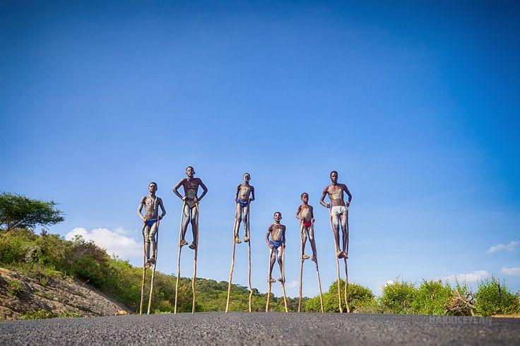benna tribe kids