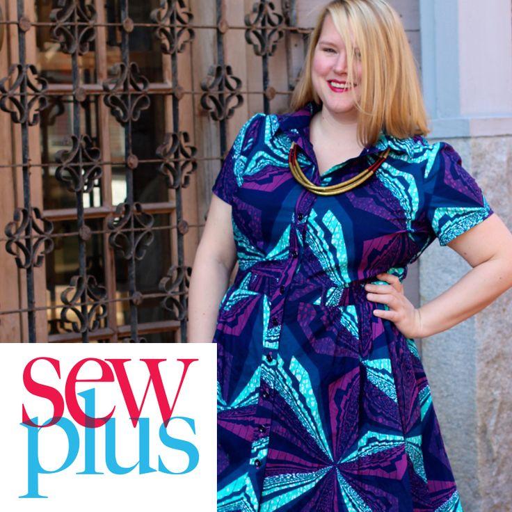 100 best PLUS SIZE PATTERNS images on Pinterest | Clothes patterns ...