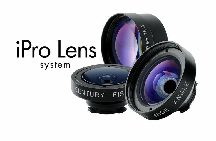 The iPro Lens System is fully compatible with the iPhone® 4/4S, 5/5S, 6, 6 Plus, and Samsung Galaxy® S4.