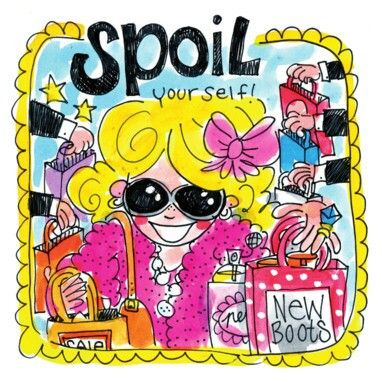 spoil yourself - Blond Amsterdam