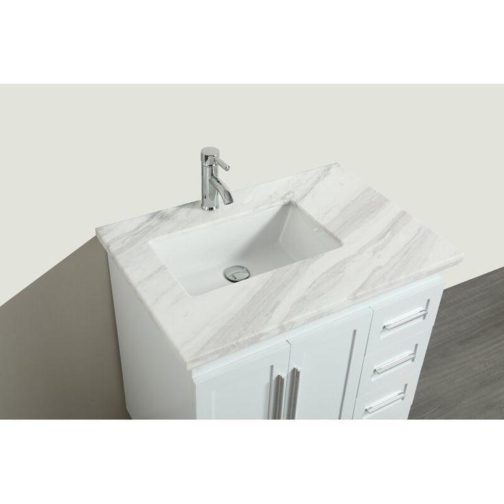 Https Secure Img1 Fg Wfcdn Com Im 75178296 Resize H800 W800 5ecompr R85 6285 62856884 Kempst 3 Bathroom Vanity Single Bathroom Vanity 30 Inch Bathroom Vanity