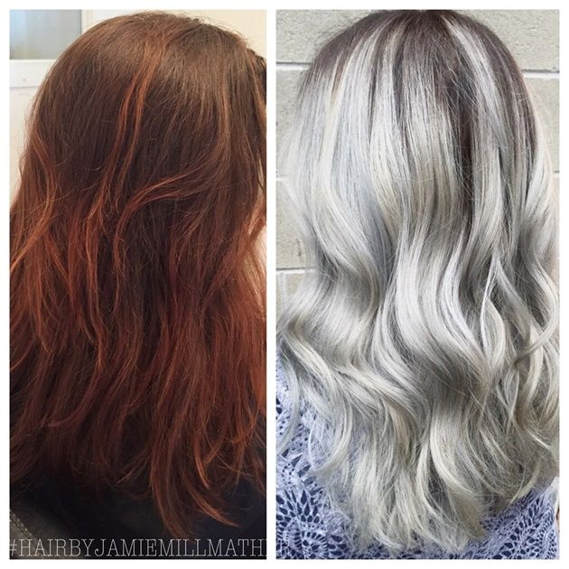 Best Henna For Hair: 17 Best Images About Silver/Platinum Hair Color On