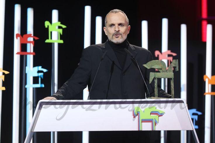 Miguel Bosé © Premios Ondas 2016