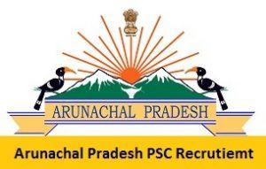 Arunachal Pradesh PSC PREVIOUS YEARS QUESTION PAPERS