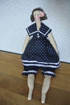 57 besten robes poupée Tilda Bilder auf Pinterest   Stoffpuppen ...