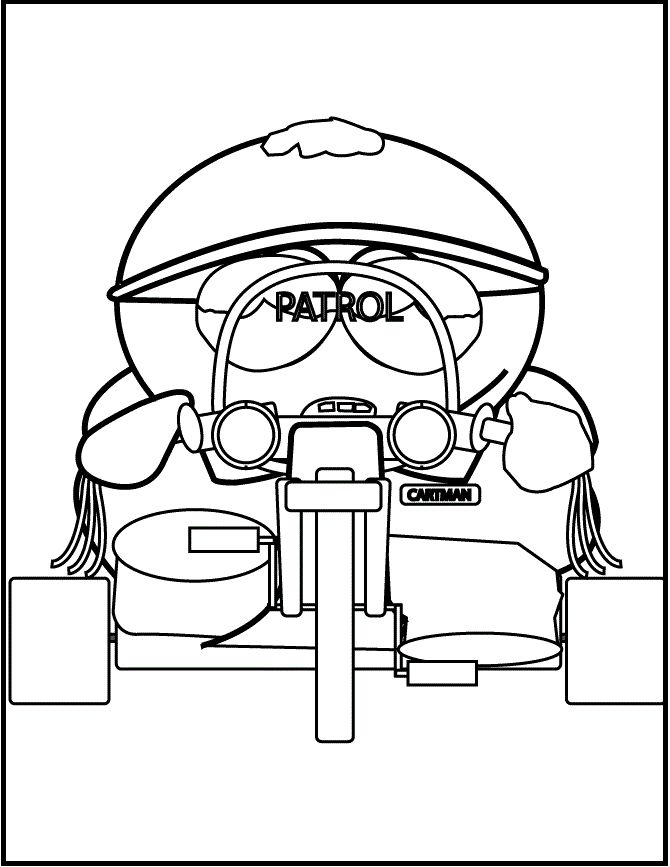 south park coloring pages to print - 1000 images about south park on pinterest cartoon