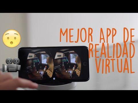La Mejor App de Realidad Virtual Android y iOS - YouTube