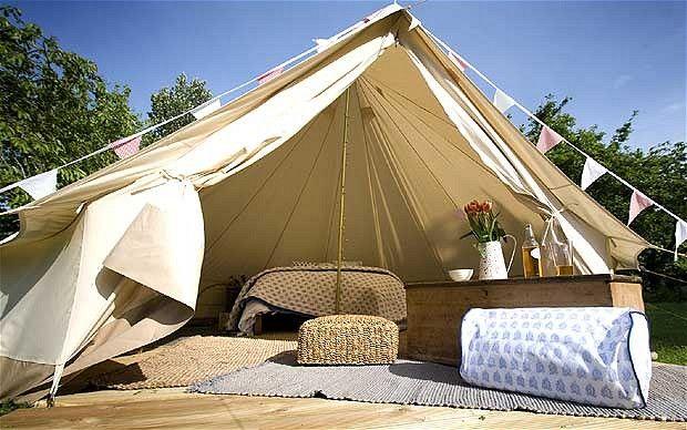 Luxury Festival Camping - #MissKL #MissKLCoachella