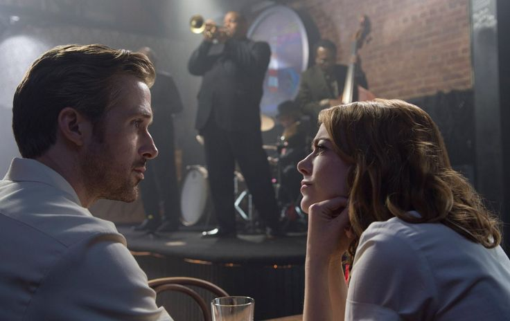 Ryan Gosling Emma Stone La ciudad de las estrellas - La La Land