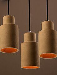 Plafond+Lichten+&+hangers+,++Traditioneel+/+Klassiek+Anderen+Kenmerk+for+Ministijl+KeramiekWoonkamer+Eetkamer+Studeerkamer/Kantoor+Spel+–+EUR+€+87.21