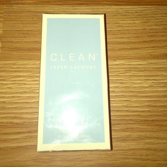 Clean Fresh Laundry Eau De Parfum 2 14oz Fresh And Clean