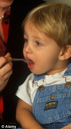 Babies given Calpol and other forms of paracetamol are more likely to develop asthma