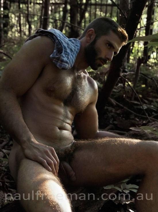 Amazing Hairy And Rugged Men Naked