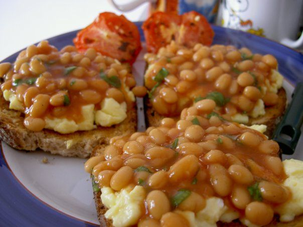 11 best yummy beans images on pinterest bake beans ireland and vegetarian baked beans creamty recipes all food recipe network forumfinder Image collections