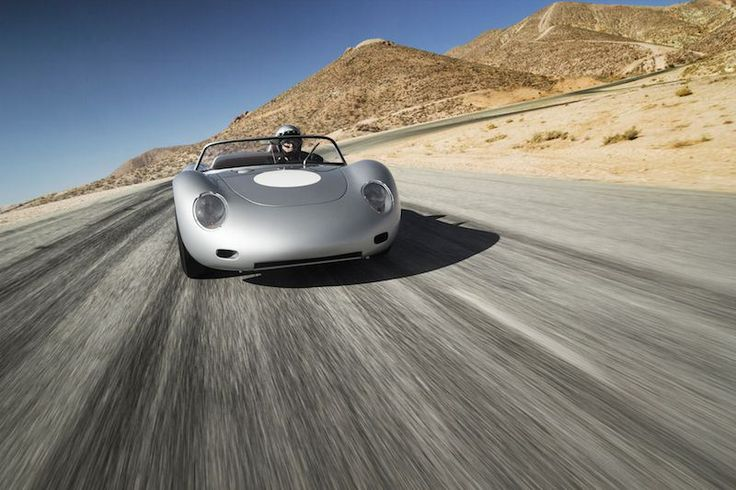 Mid-Engined Magic - 1961 Porsche 718 RS 61 Spyder - SCD Motors - The Sports, Racing and Vintage Car Market