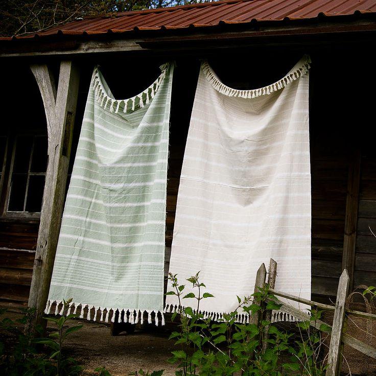 esma cotton sarong by nkuku | notonthehighstreet.com