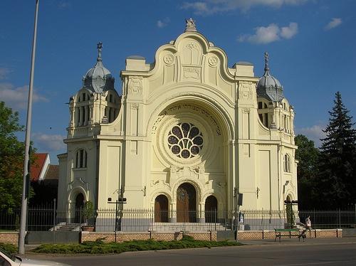 Synagogue of Hódmezővásárhely, Hungary