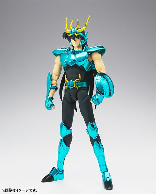 Saint Seiya Myth Cloth EX Shiryu Dragon