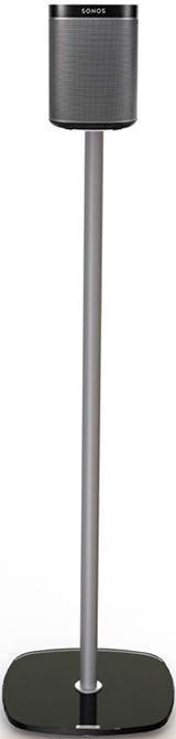 Spectral SP10-BG zwart vierkant (paar)  Description: Spectral Sonos Play:1 zwart glas vierkant: standaard voor Sonos Play:1 De zwarte Spectral SP10 luidsprekerstands sluiten perfect aan bij het design van jouw zwarte Sonos Play:1 en zijn hiermee de volmaakte oplossing voor de complettering van jouw thuisbioscoop. De stevige optiwhite glazen voet mondt uit in een donkere aluminium buis waarin de kabels van je Sonos worden opgeborgen. Het kabelmanagement beheer je vervolgens gemakkelijk door…