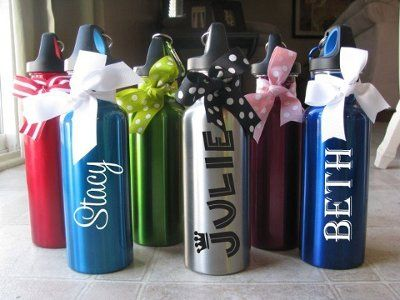 Creative Do It Yourself Gifts | Creative idea for Bridesmaids gift *spin off ;o) | Weddings ...
