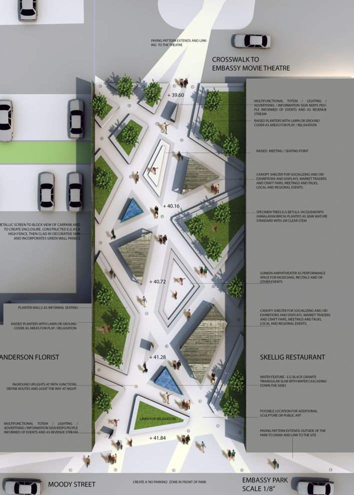 17 best images about landscape architecture on pinterest for Modern site plan