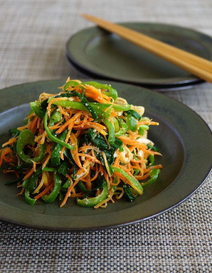 Vegetables namul・野菜のナムル