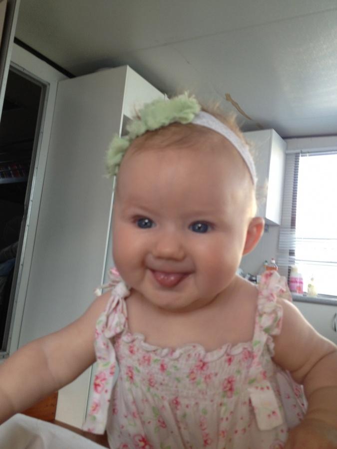 Isabella E | BONDS Baby Search 2013