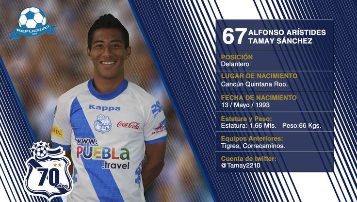 #67 Alfonso Tamay