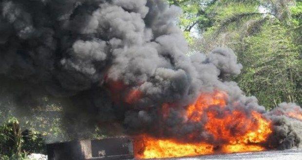 Procuraduría incinera cerca de cinco toneladas de drogas en lo que va del año