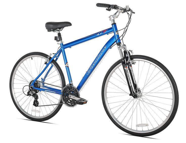 Giordano G7 Men's Hybrid Bike Lovely Novelty Hybrid