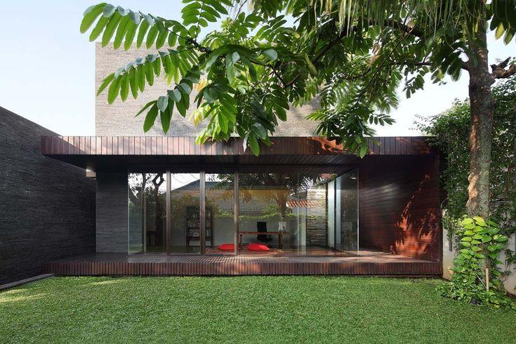 Gallery of Diminished House / Wahana Architects - 1