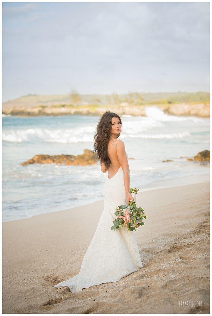 Ironwoods Beach wedding on Maui