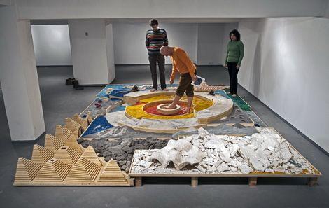 ADAM KALINOWSKI, THE PRACTICE OF FREEDOM I on ArtStack #adam-kalinowski #art
