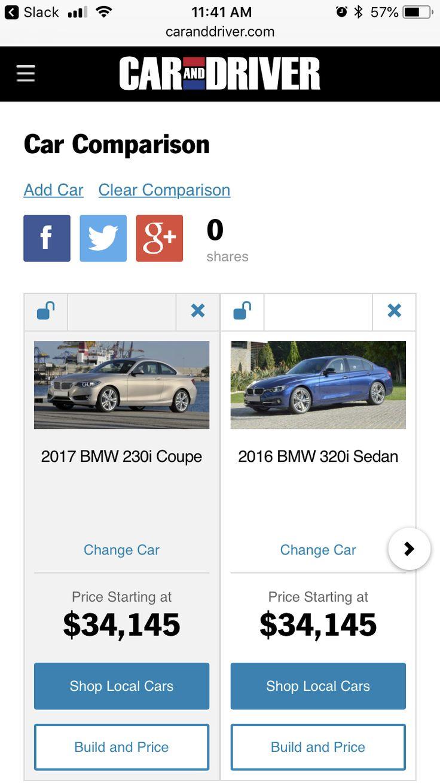 Bmw 320i 2017 Price : price, Interface, Details