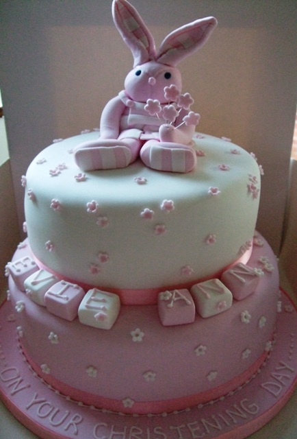 Party Cakes - Christening Cakes