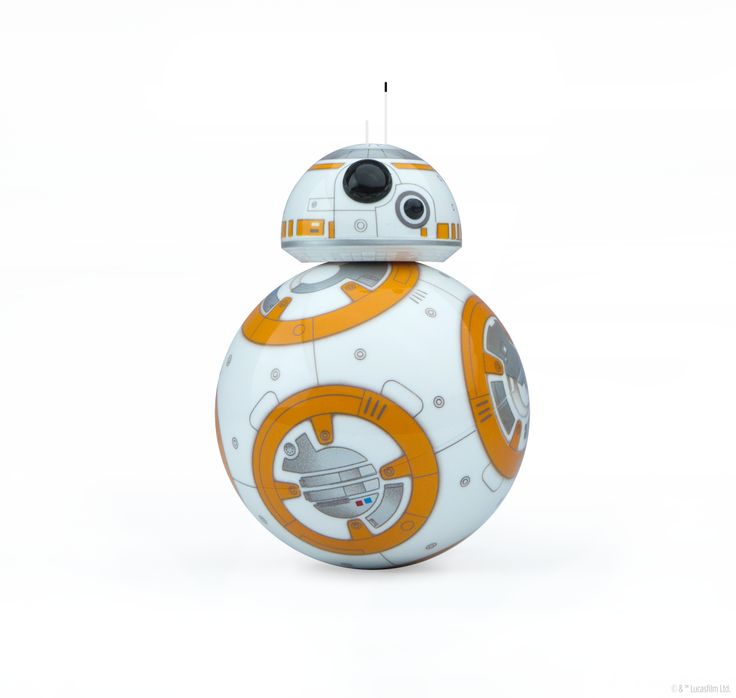 Sphero BB-8 is the 'Star Wars' Droid Everyone Would Want