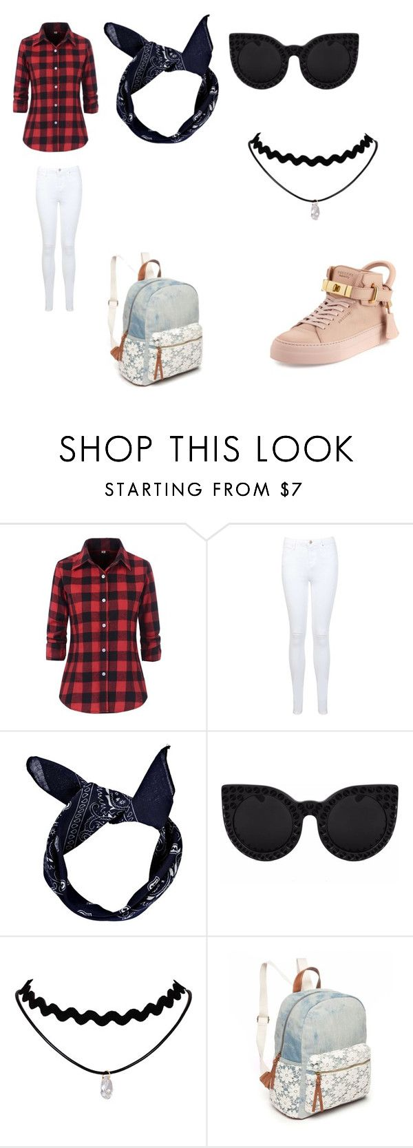 """women's hip pop style"" by yasminab-i on Polyvore featuring Miss Selfridge, Boohoo, Red Camel and BUSCEMI"