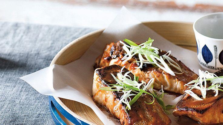 Ian Thorpe's Miso Cod Recipe