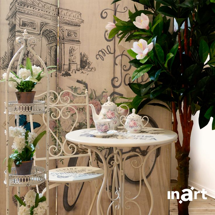 Reali-tea is… reality with a bit of sweetness, cuteness and a touch of romance. That's why inartLiving is so delicious!  Discover more at www.inart.com