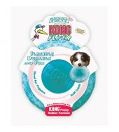 Kong Puppy Flyer Aqua