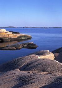 Klippor i Bohuslän. Fotograf: Lisa Nestorson
