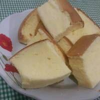 Cheddar cheese cake (ekonomis & lebih enak dr ogura!)