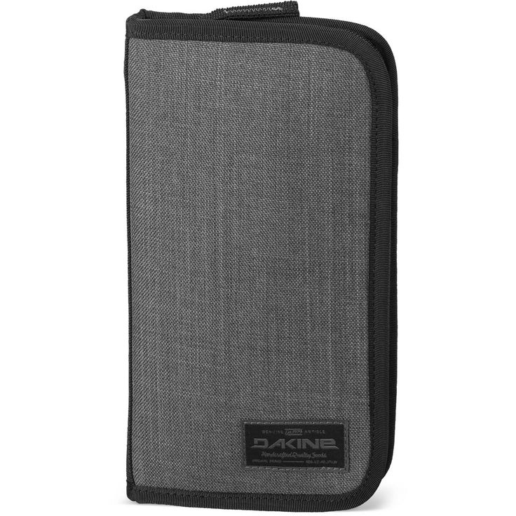 Stay organized in transit with this essential travel organizer. The Travel Sleeve holds your important travel documents, passport, business cards, currency and IDs in a slim zippered sleeve with plenty of internal organization. Easily-access all your trav
