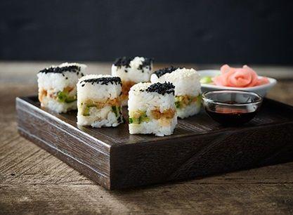 Ice Cube Tray Sushi   Publix Recipes