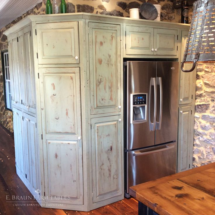 Barn Wood Kitchen: Reclaimed Barn Wood Images On