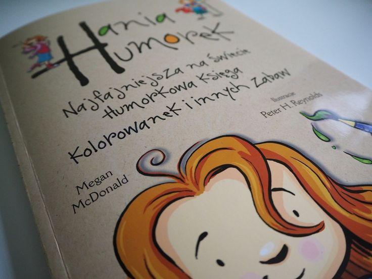 Najfajniejsza na świecie humorkowa księga kolorowanek i KONKURS | Gry planszowe, książki i zabawy dla dzieci - Pomyslnik.pl