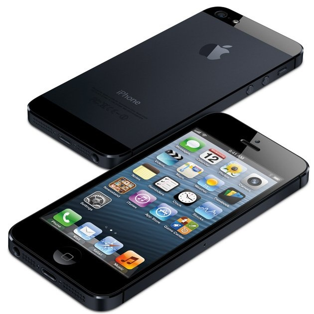 Apple iPhone 5 hit stores in India  The much awaited iPhone 5 has finally hit stores in India. Apple India partner announced that the iPhone 5 will sell at Rs 45500 (16 GB), Rs 52500 (32 GB) and Rs 59500 (64 GB).