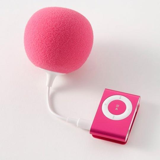Music Balloon - portable usb speakers.